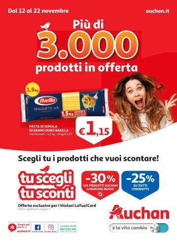 Auchan Sassari 2018-11-12