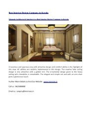 best interior design company in kerala-converted