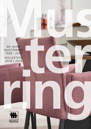 Musterring Wohnbuch 2018_Einzelseiten