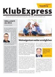 Klubexpress November 2018