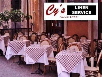 Professional Laundry Service Miami   Cy's Linen Service