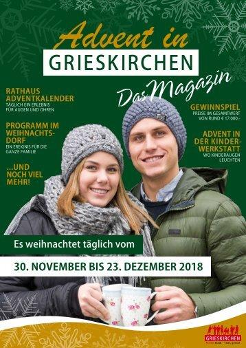 AdventinGrieskirchen Magazin2018