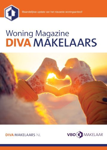 DIVA Woningmagazine #23, december 2018