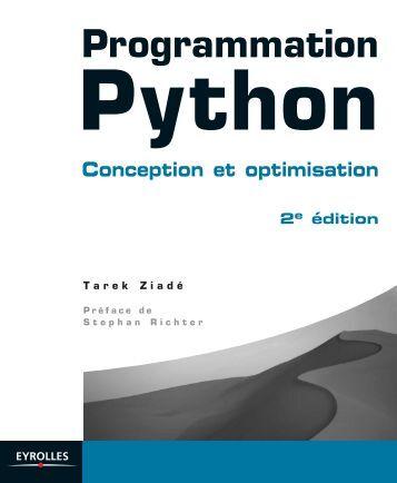 python site du zero pdf