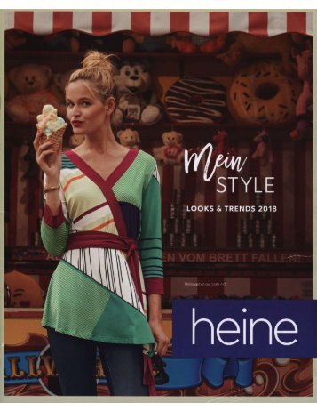 Heine Looks and Trends Winter 2018