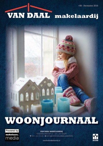 Van Daal Woonjournaal #36, december 2018
