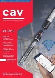 cav - Prozesstechnik für die Chemieindustrie 01.2018