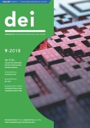 dei - Prozesstechnik für die Lebensmittelindustrie 09.2018
