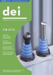 dei - Prozesstechnik für die Lebensmittelindustrie 07-08.2018