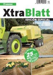 XtraBlatt Edición Especial BiG Pack cumple 25 años