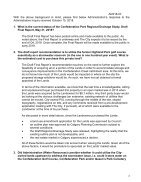 AI2018-07 - Response to 2018 October 15 Administrative Inquiry - Page 3