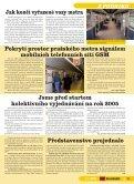 DP kontakt - Dopravní podnik hlavního města Prahy - Page 3