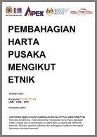 EBOOK - SHE 101 PEMBAHAGIAN HARTA PUSAKA MENGIKUT ETNIK - Page 2