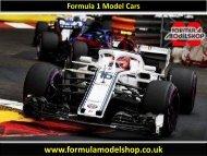 Formula 1 Model Cars - Formula Model Shop