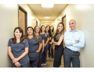 Dental team at Chula Vista dentist Perfect Smiles California