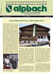 Datei herunterladen - .PDF - Alpbach - Land Tirol