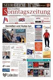 2018-11-18 Bayreuther Sonntagszeitung