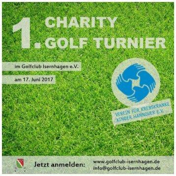 Online-Broschüre Charity Turnier 2017