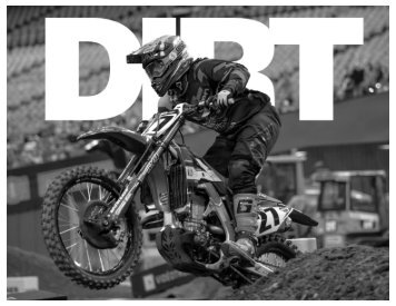 DIRT 8 VOL 1 NOV 2018