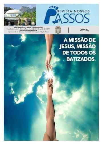Revista Nossos Passos Outubro
