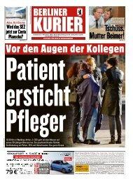 Berliner Kurier 17.11.2018
