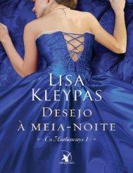 Desejo a meia-noite - Lisa Kleypas