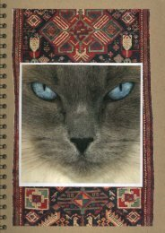 The 3 Principles Scrapbook for Cats