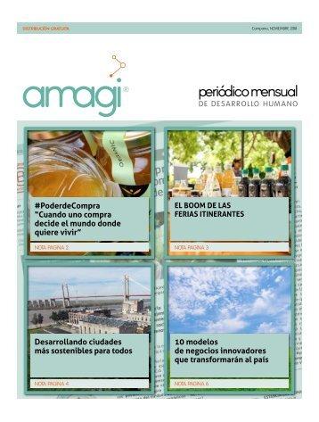 Periódico Amagi Noviembre 2018