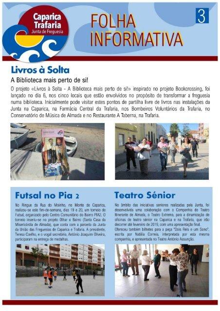 Folha Informativa N.º 3-2018