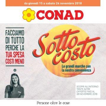 Conad Sorso 2018-11-15