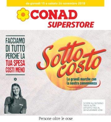 Conad SS Sassari 2018-11-15