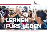 Seminarangebote der Bildungsstätte der Sportjugend Berlin
