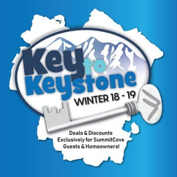 SummitCove Key to Keystone Winter 18/19