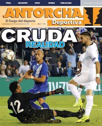 Antorcha Deportiva 343