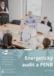 Energetický audit a PENB (pro obce)
