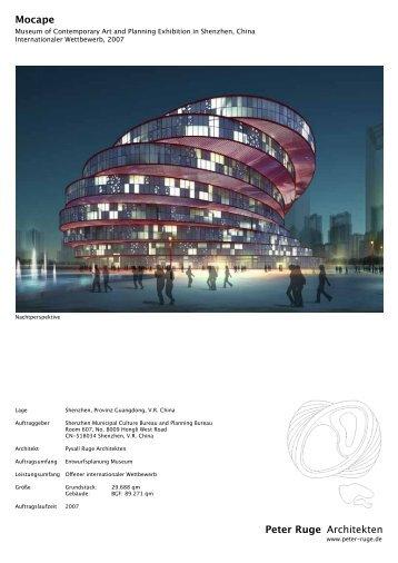 Peter ruge architekten xintiandi lofts hangzhou - Peter ruge architekten ...