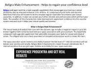 Beligra Male Enhancement - Keep pills in a dry and cool place
