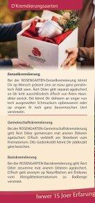 Tierbestattung - Luxemburgisch - Page 4