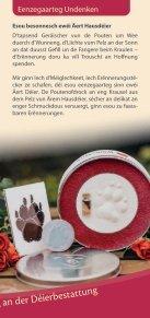 Tierbestattung - Luxemburgisch - Page 5
