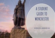 A Student Guide to Winchester