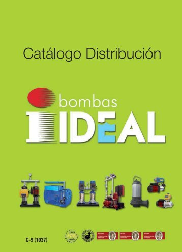 CATALOGO ASOIN (BOMBAS IDEAL)