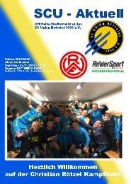 SCU - Aktuell Saison 18/19 - Nr. 8