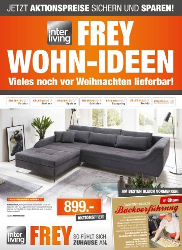 Interliving FREY - Wohn-Ideen Cham