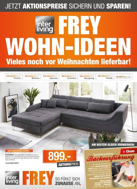 Interliving FREY - Wohn-Ideen Cham