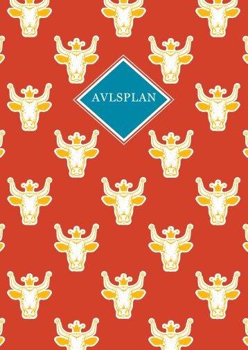 Avlsplan for T 2018 for web