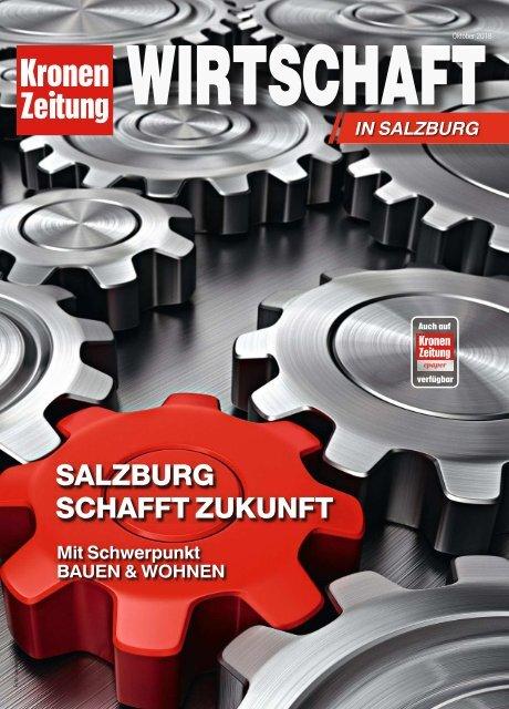 Wirtschaft Salzburg 2018-10-28