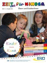 11. Ausgabe - Zeit(ung) für Kinder