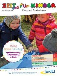10. Ausgabe - Zeit(ung) für Kinder
