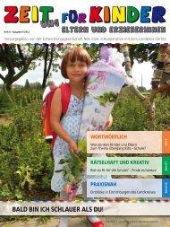6. Ausgabe - Zeit(ung) für Kinder