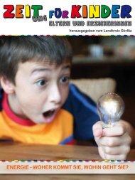 3. Ausgabe - Zeit(ung) für Kinder